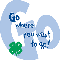 Go Where You want to Go with 4-H Scholarships