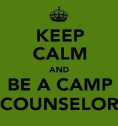 Camp Counselors Wanted
