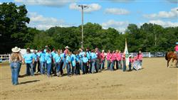 2016 4-H Horse and Pony participants