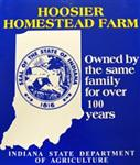 Hoosier Homestead Award