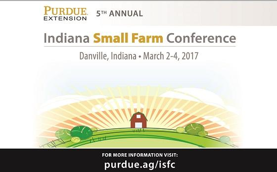 2017 Small Farm Conference Logo