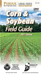 2017 Corn & Soybean Field Guide cover