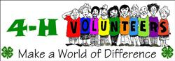 Volunteers Make a World of Difference