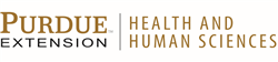 Purdue Extension Health & Human Sciences