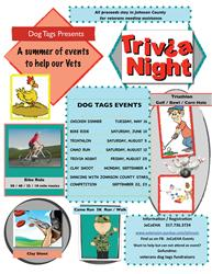 DOG TAGS Events
