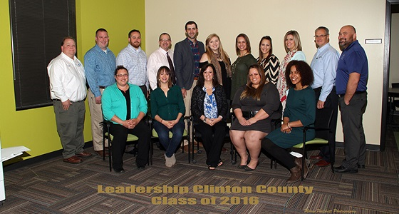 2016 Clinton County Leadership team