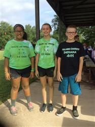 2016 Color Me Green 4-H Dash