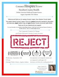 Connect, Inspire, Grow: Steuben County Health
