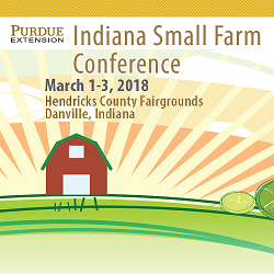 2018 Small Farm Conference Logo