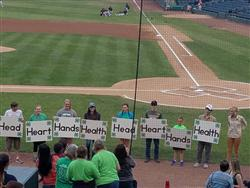 4-H Night at the RailCats