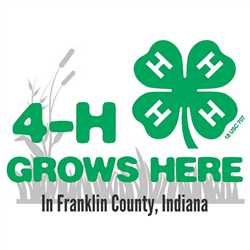 4-H Grows Here in Franklin County, Indiana