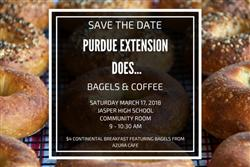 Save the Date Purdue Extension Does