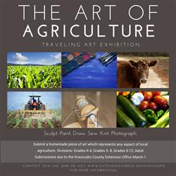 Art of Agriculture Traveling Art Exhibition image