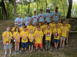2017 Tipton County 4-H campers