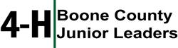 Boone County 4-H Jr. Leaders Logo