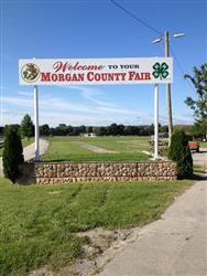 Morgan County Fair Logo