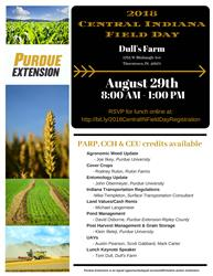 2018 Central Indiana Field Day