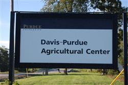 Davis Purdue Ag Center Field Day