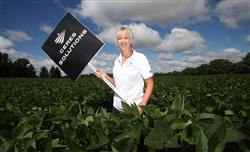 Betsy Brower, Agronomist with Ceres Solutions