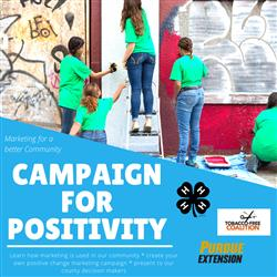 Campaign for Positivity