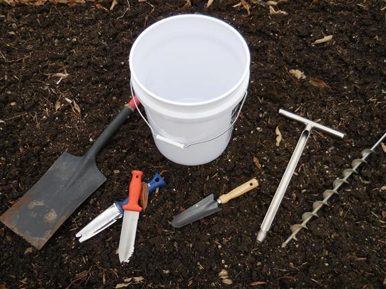 Soil Sampling Tools Banner
