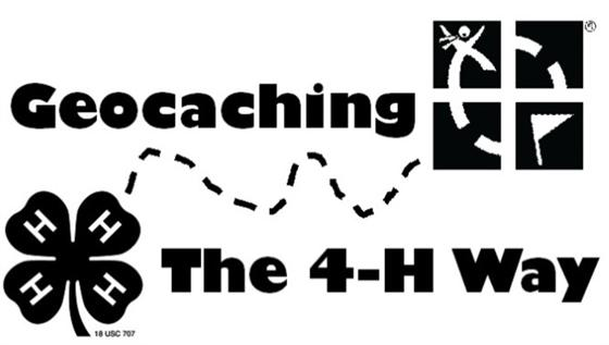 Geocaching the 4-H Way image