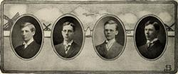 The Purdue Debris - Senior Class of Purdue University 1907