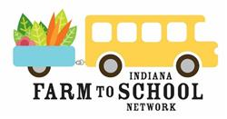 Farm to School Bus Logo