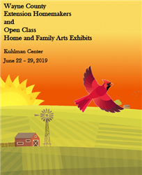 2019 Open Class Program Book