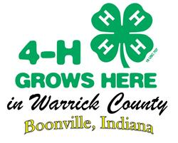 4-H Grows Here in Warrick County