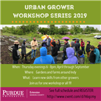 Urban Grower Workshops 2019