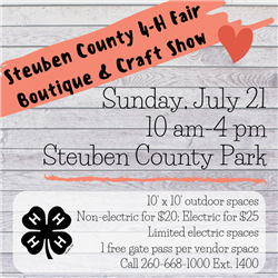 Boutique and Craft Show