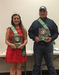 Mr & Miss Henry County 4-H 2019