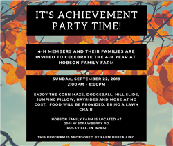 Achievement Party