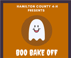 BOO Bake Off