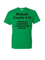 DESIGN OUR 2021 PARADE OF CHAMPION T-SHIRT!!