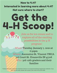 Get the 4-H Scoop!