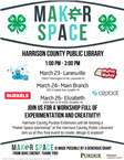 Maker Space at the Library!