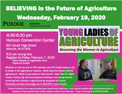 Young Ladies of Ag