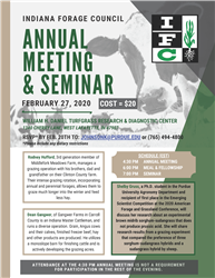 2020 IFC annual meeting and seminar