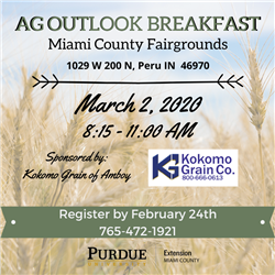 Ag Outlook Breakfast