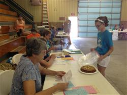 4-H Fair Foods Project Judging