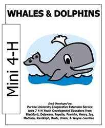 Mini 4-H Whales & Dolphins