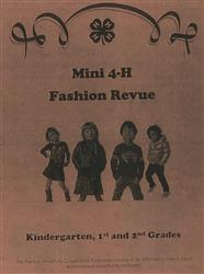 Mini Fashion Revue