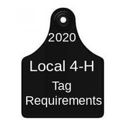 Local tag requirement