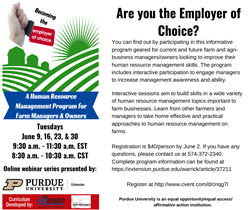 Are you the Employer of Choice