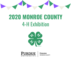 2020 Monroe County 4-H Exhibition