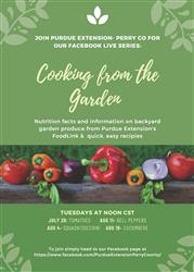 Cooking from the Garden Flyer