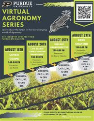 Virtual Agronomy Series