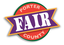 Porter County Fair Logo